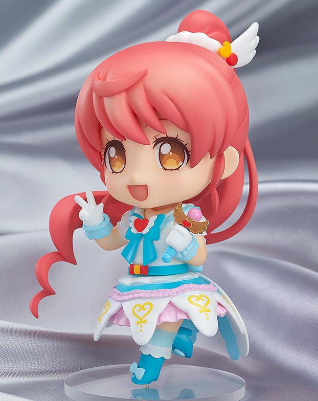 Mikan Shiratama Silky Heart Cyalume Co-de - PriPara GSC Nendoroid pre 02