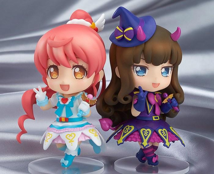 Mikan Shiratama Silky Heart Cyalume Co-de - PriPara GSC Nendoroid pre 04