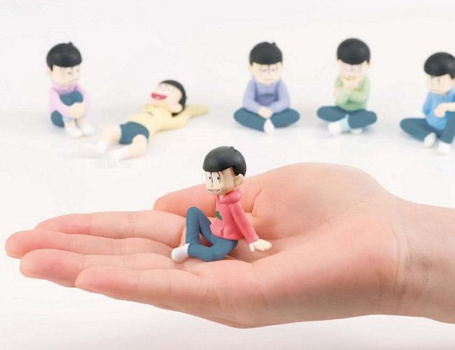 Osomatsu-san Palmplate Petit MegaHouse pics 20