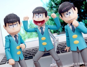 Osomatsu-san figma Orange Rouge preview 20