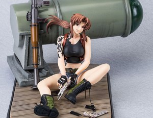 Revy DX Edition - Black Lagoon - New Line preorder 20