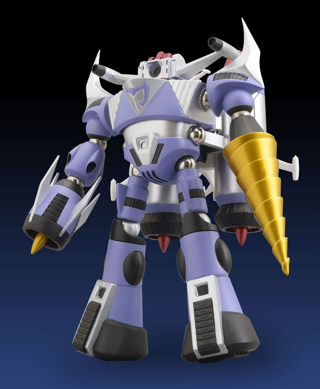 Robot Girls Z- Space Baratack Dynamite Action! HYBRID No.2 Evolution Toy Itakon.it -0001