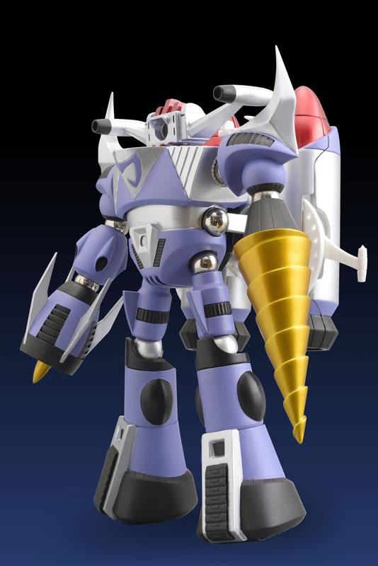 Robot Girls Z- Space Baratack Dynamite Action! HYBRID No.2 Evolution Toy Itakon.it -0005