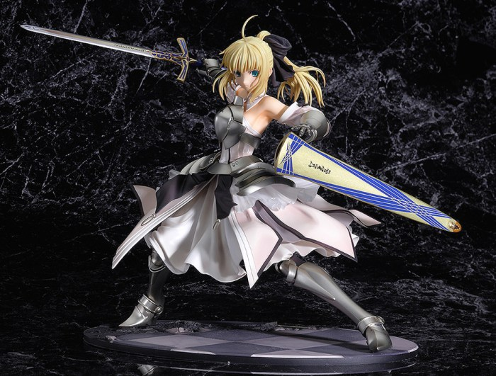 Saber Lily Distant Avalon Fate Stay Night GSC rerelease 01