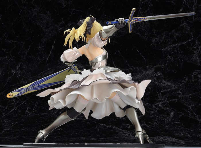 Saber Lily Distant Avalon Fate Stay Night GSC rerelease 03