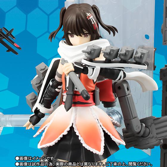 Sendai - Kantai Collection KanColle AGP Bandai pre 01
