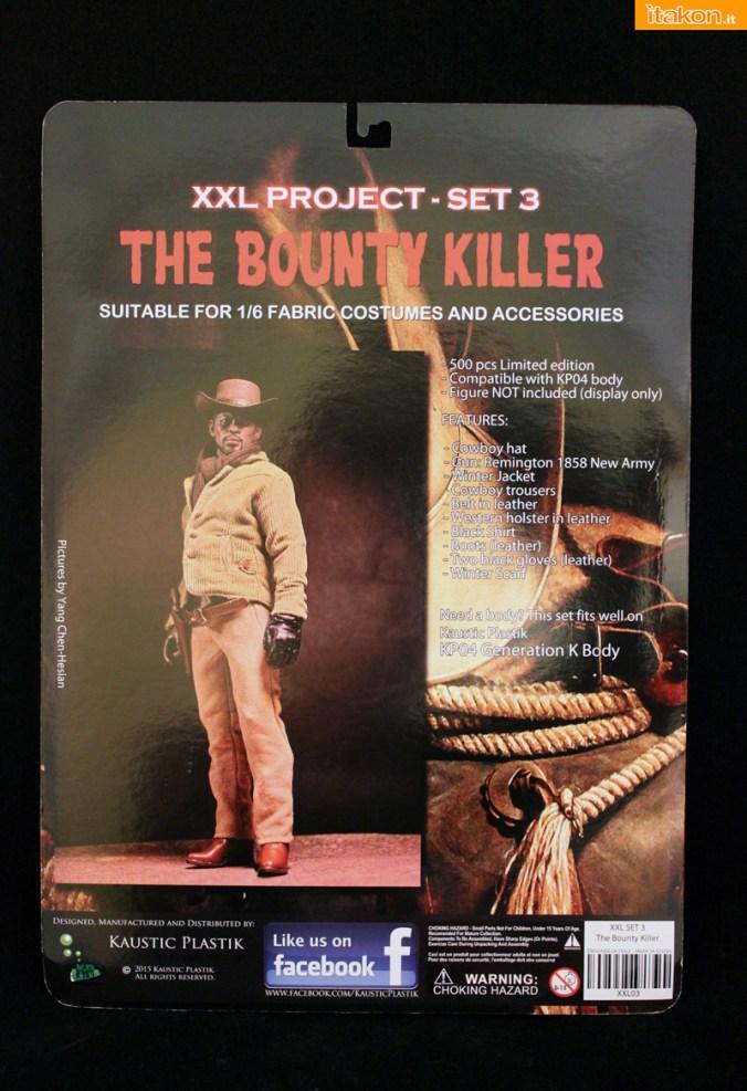 The Bounty Killer XXL SET 3 - Kaustic Plastik - Recensione - Foto 02
