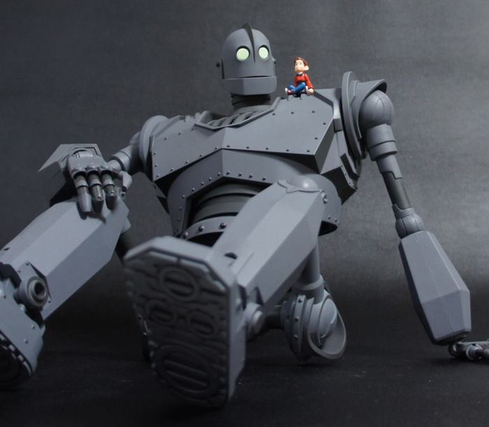 The IRON GIANT Mondo pics 10
