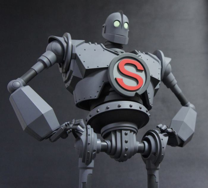 The IRON GIANT Mondo pics 14