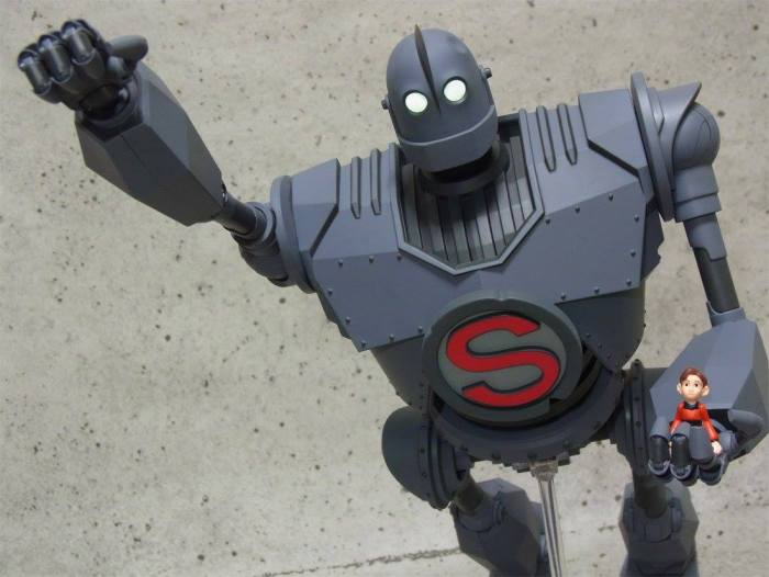 The IRON GIANT Mondo pics 24