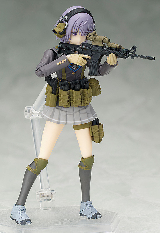 figma Miyo Asato Little Armory TOMYTEC pre 05