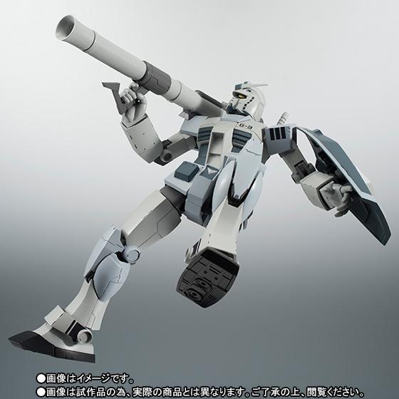 Gundam RX-78-3 G-3 ver. A.N.I.M.E. ROBOT SPIRITS SIDE MS Bandai Itakon.it -0008