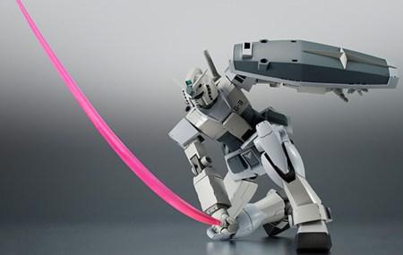 Gundam RX-78-3 G-3 ver. A.N.I.M.E. ROBOT SPIRITS SIDE MS Bandai Itakon.it -0009