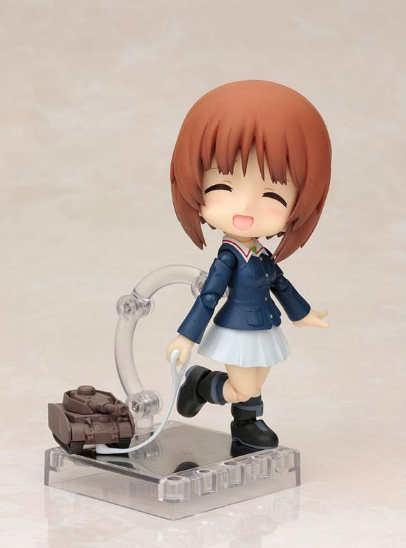 Miho Nishizumi Cu-Poche Kotobukiya Girls und Panzer 06