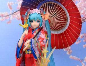 Miku Hatsune Hanairogoromo Stronger photogallery 50