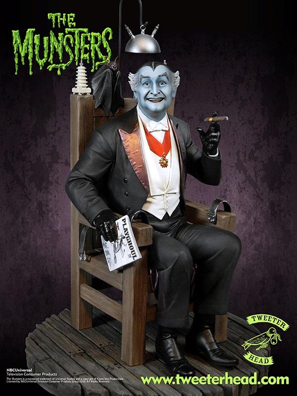 Munsters-Tweeterhead-Grandpa-Munster-Statue-001