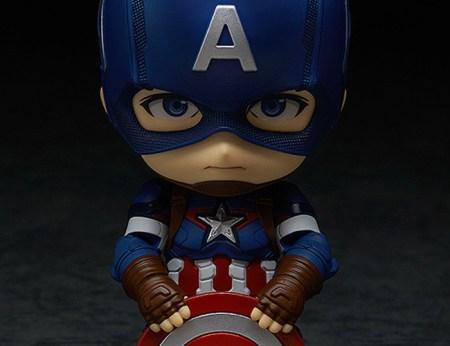 Nendoroid Captain America - Avengers - GSC preorder 20