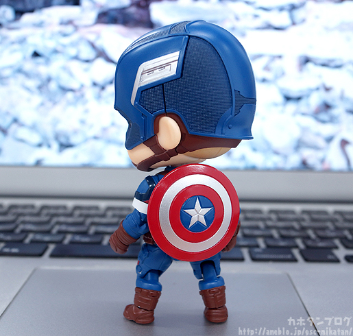 Nendoroid Captain America - Avengers - Good Smile Company gallery 03