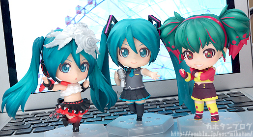 Nendoroid Co-de Miku hatsune Breathe With You Co-de GSC pics 05