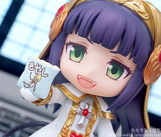 Nendoroid Mira Fenrietta - Shironeko Project - GSC photogallery 04
