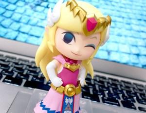 Nendoroid Zelda The Wind Waker HD Ver 20