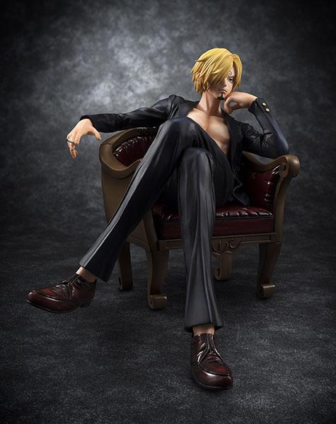 Sanji POP One Piece Limited MegaHouse pics 11