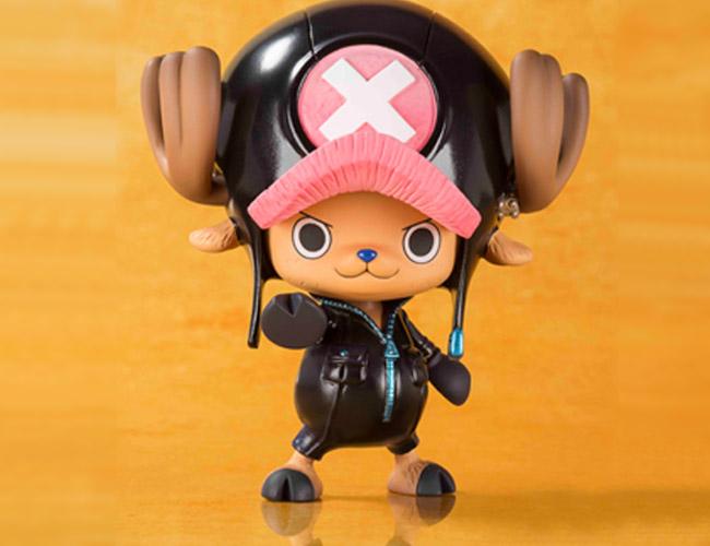 Tony Tony Chopper - One Piece Gold - Bandai Figuarts ZERO info 20