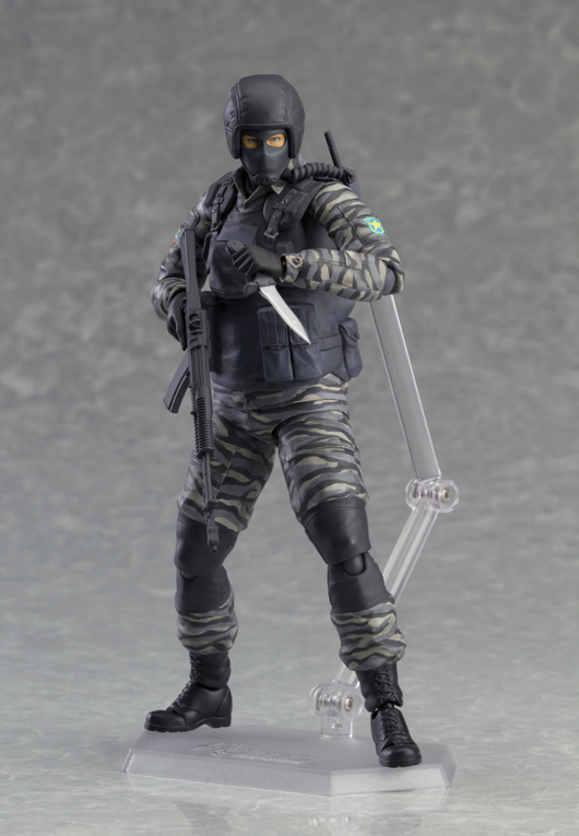 figma Gurlukovich Army Soldiers MGS2 Max Factory pics 01