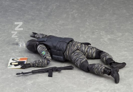 figma Gurlukovich Army Soldiers MGS2 Max Factory pics 06