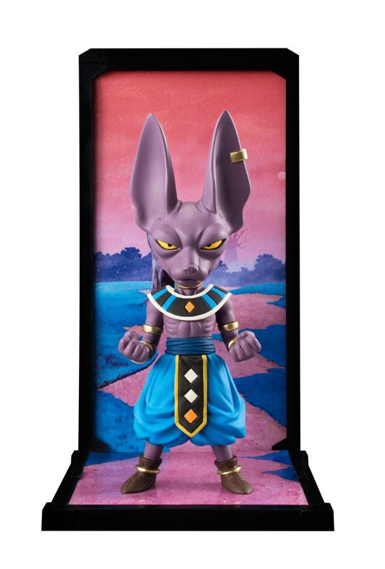 Beerus  Tamashii Buddies Dragon Ball Super Bandai pre 01
