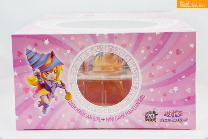 Dark Magician Girl - Amakumi x Hobby Japan - Recensione - Foto 05