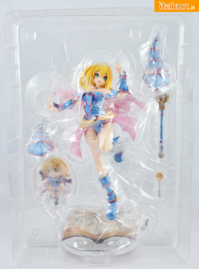 Dark Magician Girl - Amakumi x Hobby Japan - Recensione - Foto 06