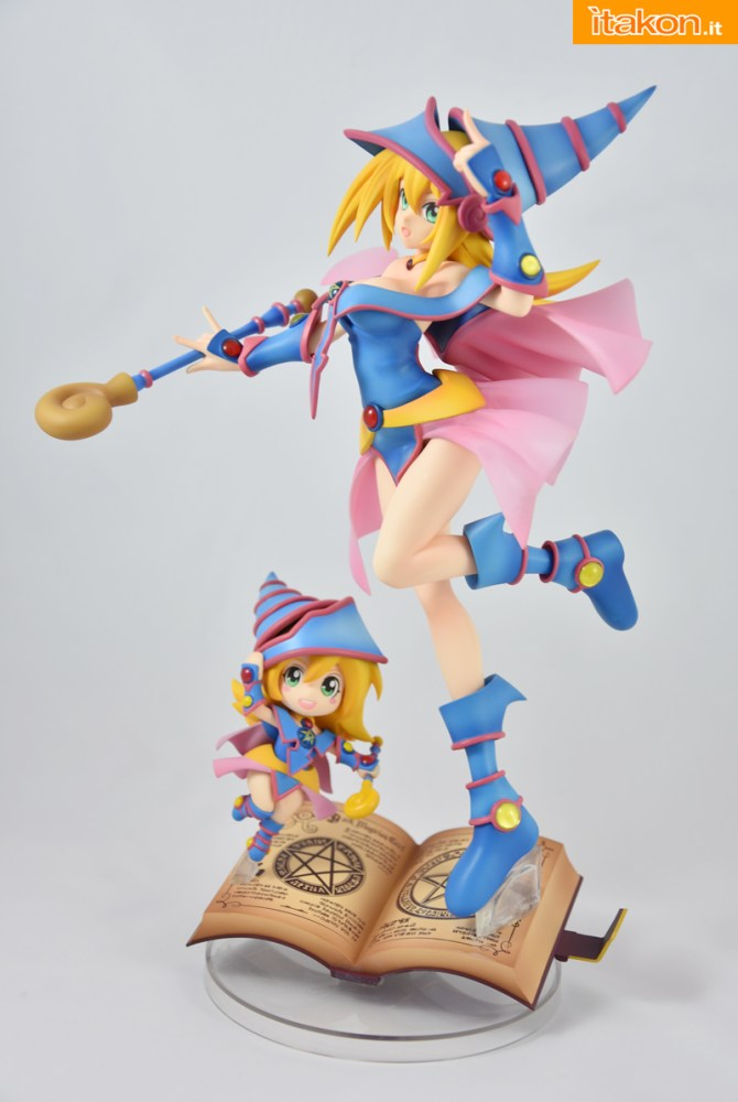 Dark Magician Girl - Amakumi x Hobby Japan - Recensione - Foto 56