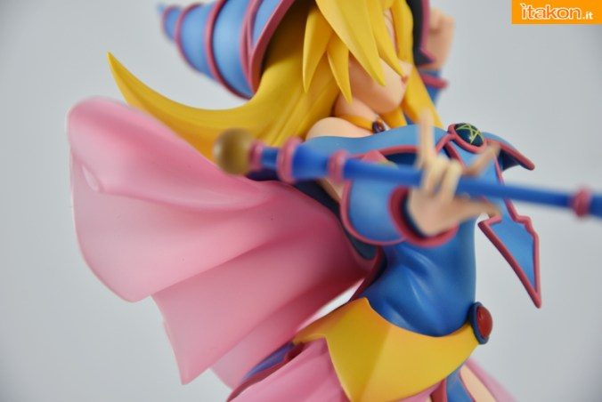 Dark Magician Girl - Amakumi x Hobby Japan - Recensione - Foto 74