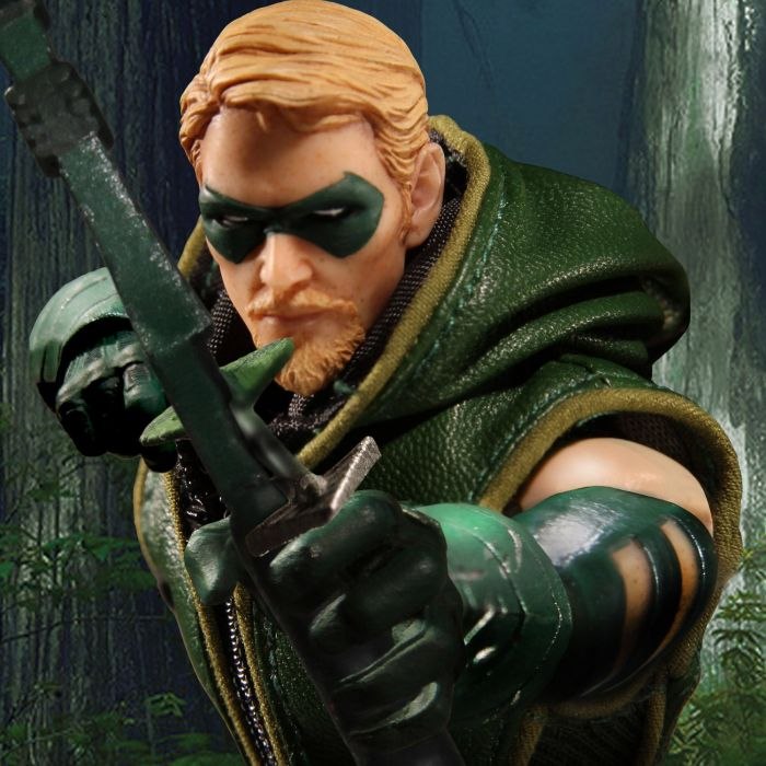 MezcoOne12-Collective-Green-Arrow-001