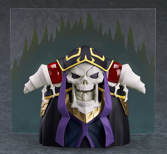 Nendoroid Ainz Ooal Gown pre 05