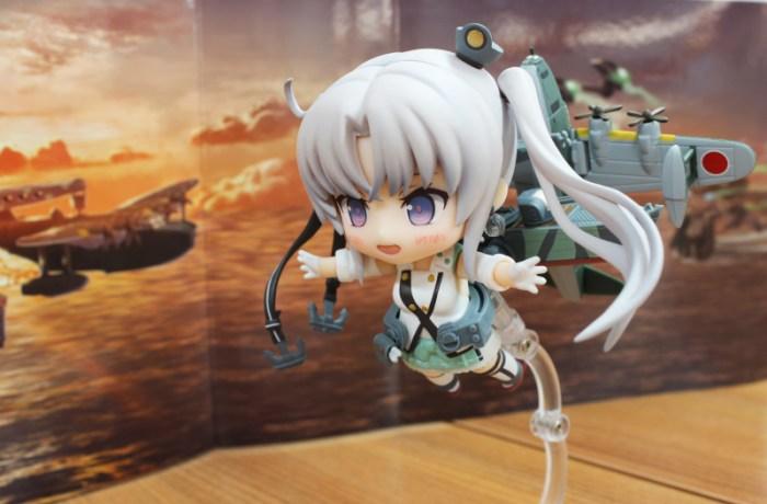 Nendoroid Akitsushima KanColle 08