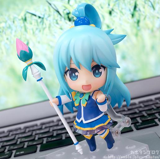 Nendoroid Aqua Good Smile Company preview 01