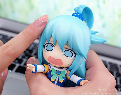 Nendoroid Aqua Good Smile Company preview 07