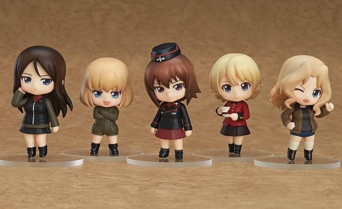 Nendoroid Petit Girls und Panzer Good Smile Company rerelease 03