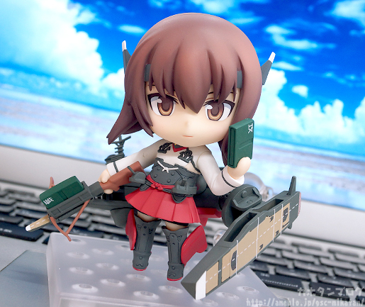 Nendoroid Taiho KanColle preview 01