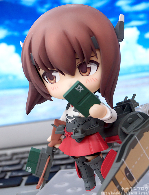 Nendoroid Taiho KanColle preview 12