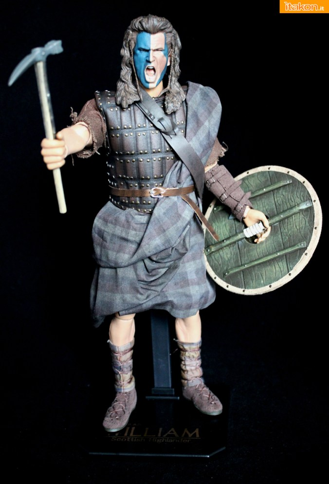 William Scottish Highlander - Kaustic Plastik - Recensione - Foto 48