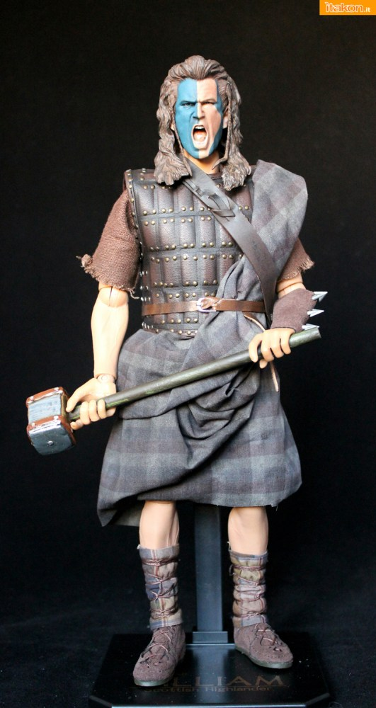 William Scottish Highlander - Kaustic Plastik - Recensione - Foto 64