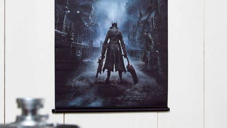 bloodborne - tpaestry collection - gecco - pre - 2