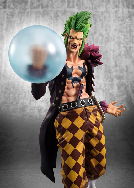 Bartolomeo POP One Piece MegaHouse pre 03