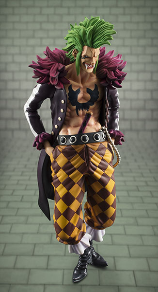 Bartolomeo POP One Piece MegaHouse pre 07