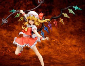 Flandre Scarlet Touhou Project Ques Q rerelease 20