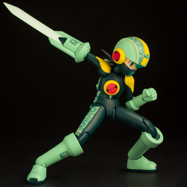 Rockman.EXE 4 Inch-Nel 9