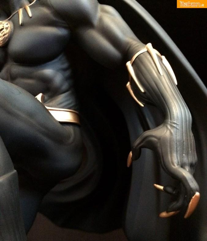 Marvel Comics Black Panther Fine Art Statue - Kotobukiya - Recensione Bossborot - Foto 30